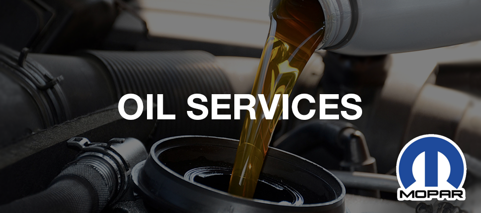 Oil Change Service info | Ancira Chrysler Jeep Dodge Ram