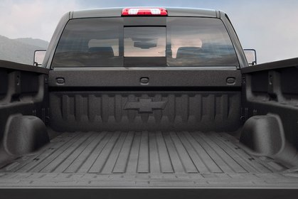 Chevy Silverado HD Spray-On Bedliner