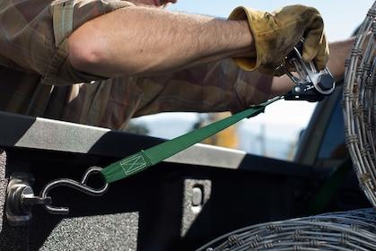 Chevy Silverado HD Cargo Tie-Downs And Bed Lamps