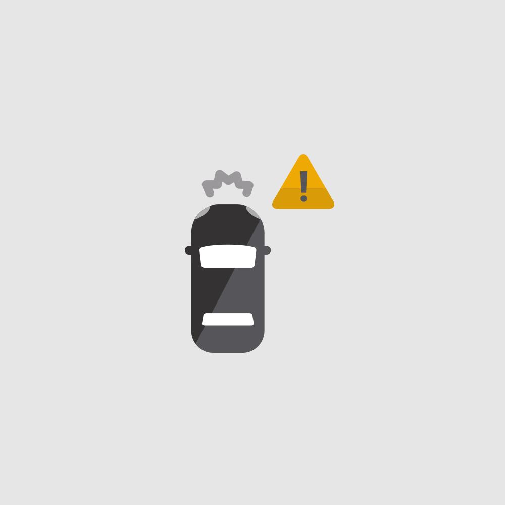Chevy Silverado HD Forward Collision Alert