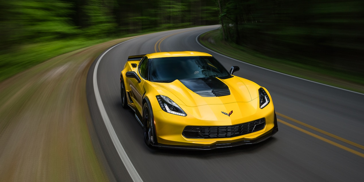 New 2019 Chevrolet Corvette Z06 For Sale La Quinta