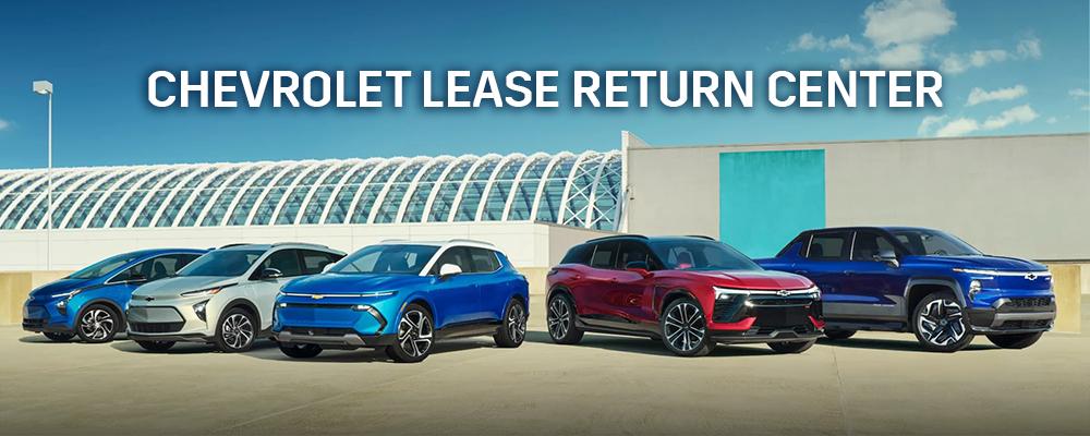 Chevrolet Lease Return Center Boardwalk Chevrolet Dealership In