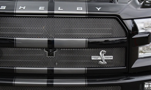 2017 Ford F-150 Shelby Lariat SuperCrew Cab Front Grill