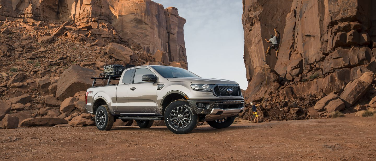 New 2019 Ford Ranger What You See Is What You'll Enjoy