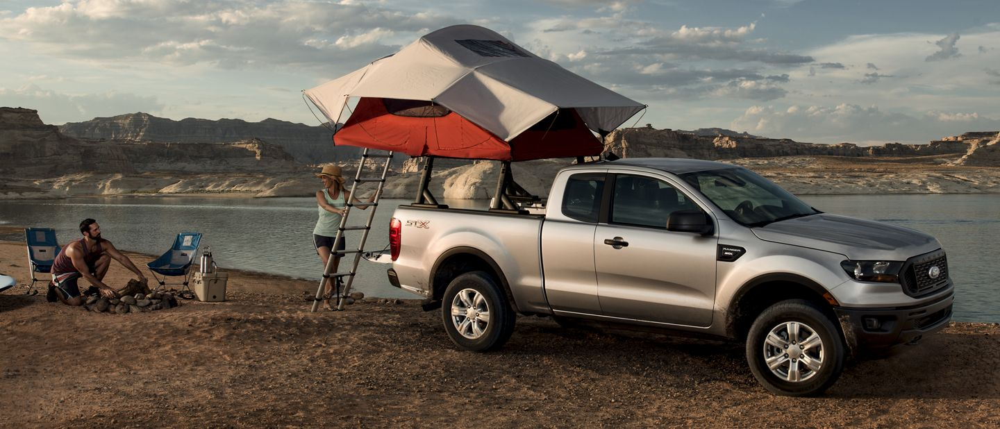 New 2019 Ford Ranger Stx Appearance Package