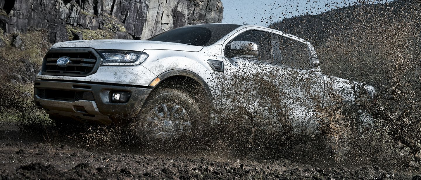 New 2019 Ford Ranger Sport Appearance Package
