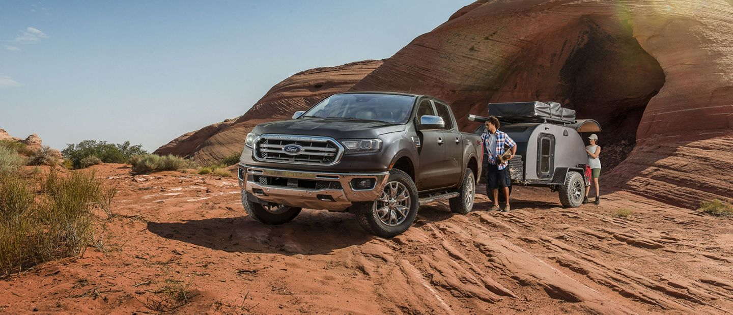 New 2019 Ford Ranger Chrome Appearance Package