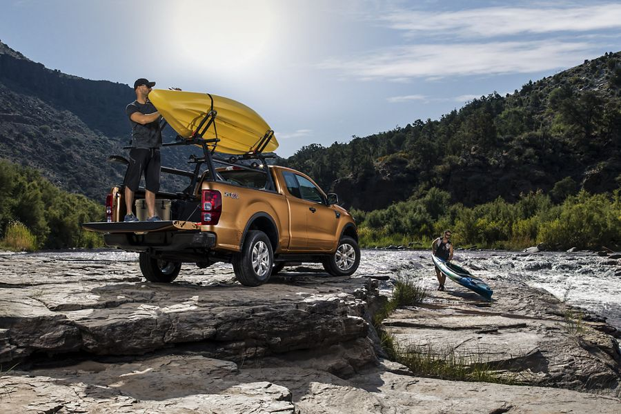 New 2019 Ford Ranger Accessories