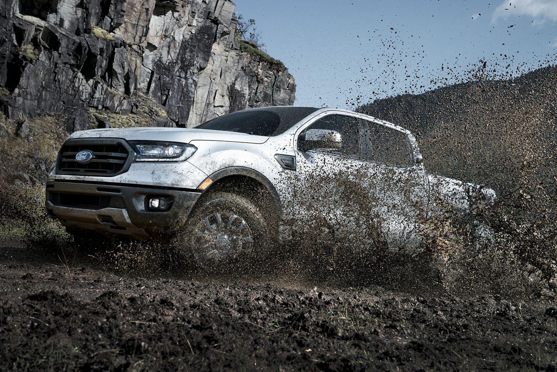New 2019 Ford Ranger Shocks