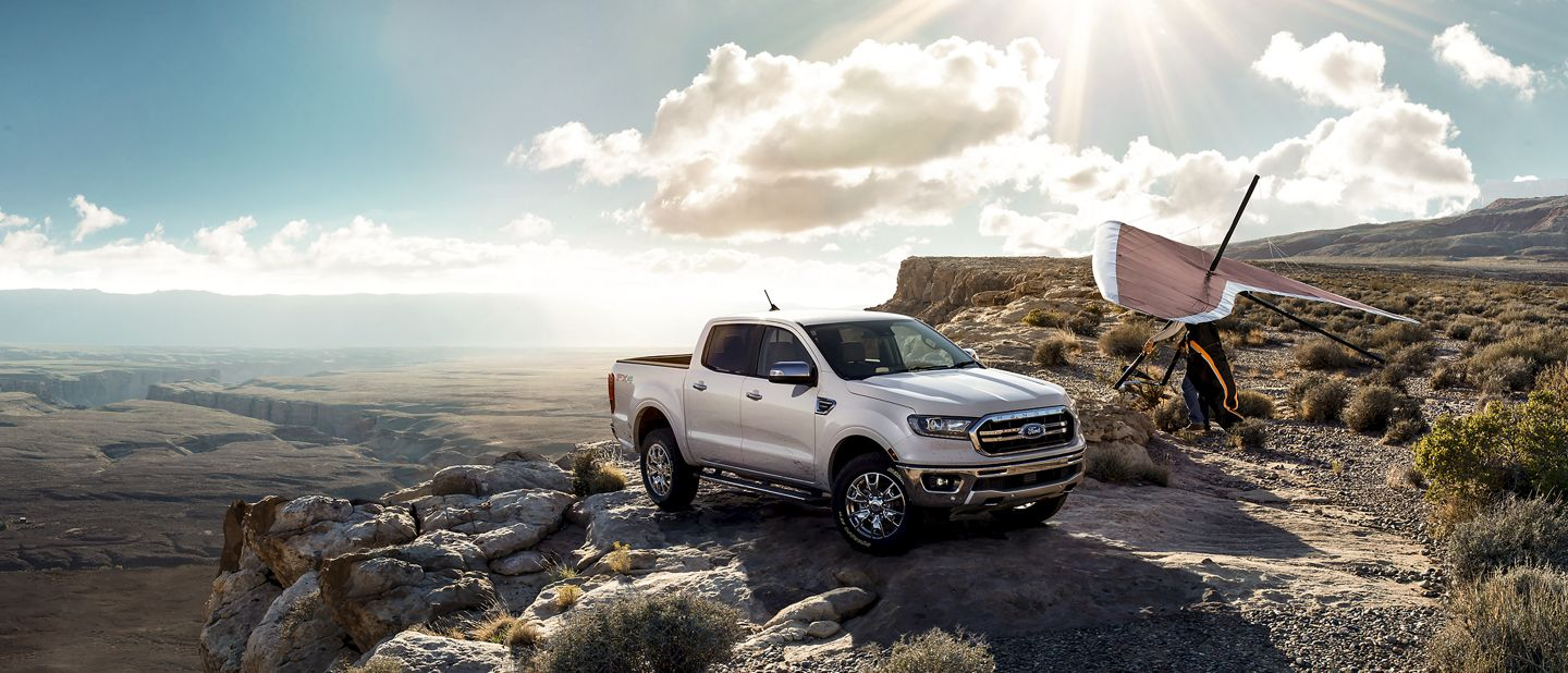 New 2019 Ford Ranger Adventure Ready