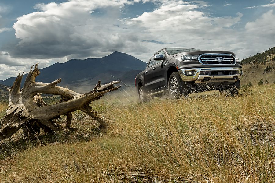 New 2019 Ford Ranger Fx4 Off-road Package