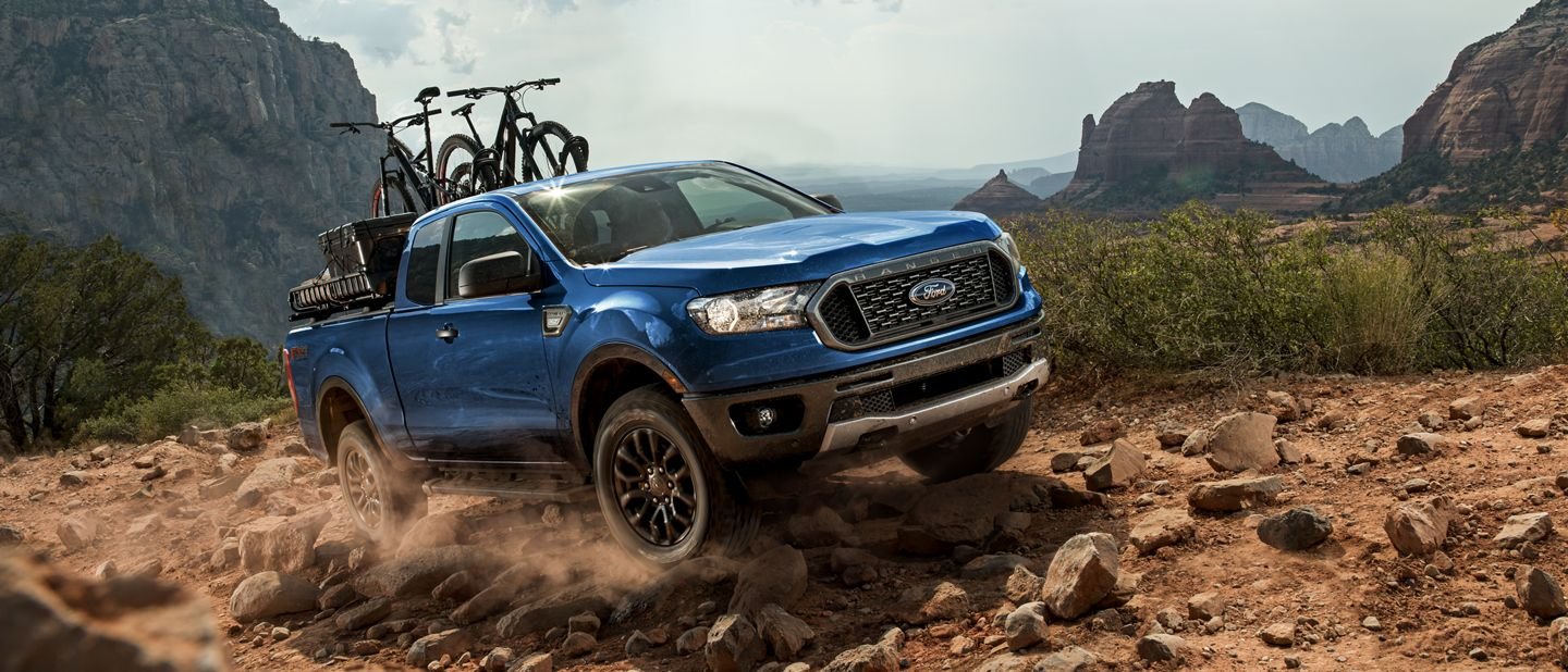 New 2019 Ford Ranger Trail Control™