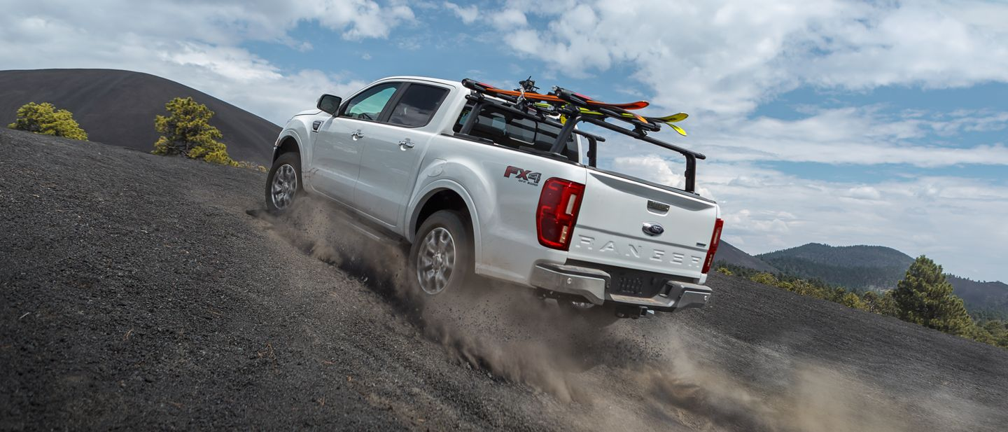 New 2019 Ford Ranger Top-rated Gas Torque. Epa-estimated Gas Mpg Too