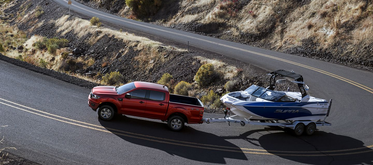 New 2019 Ford Ranger Haul More, Tow More On Your Next Adventure