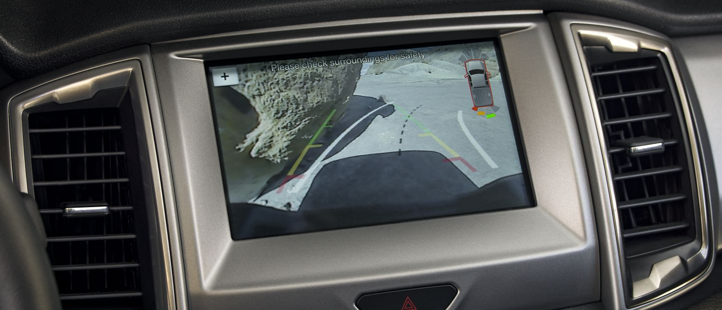 New 2019 Ford Ranger Rear View Camera