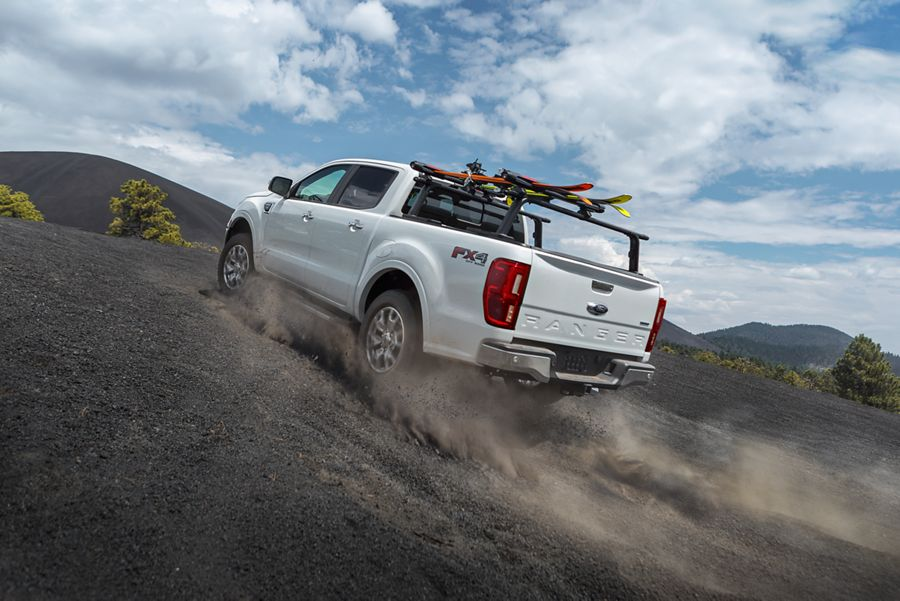 New 2019 Ford Ranger 2.3l EcoBoost® With Best-in-class Gas Torque