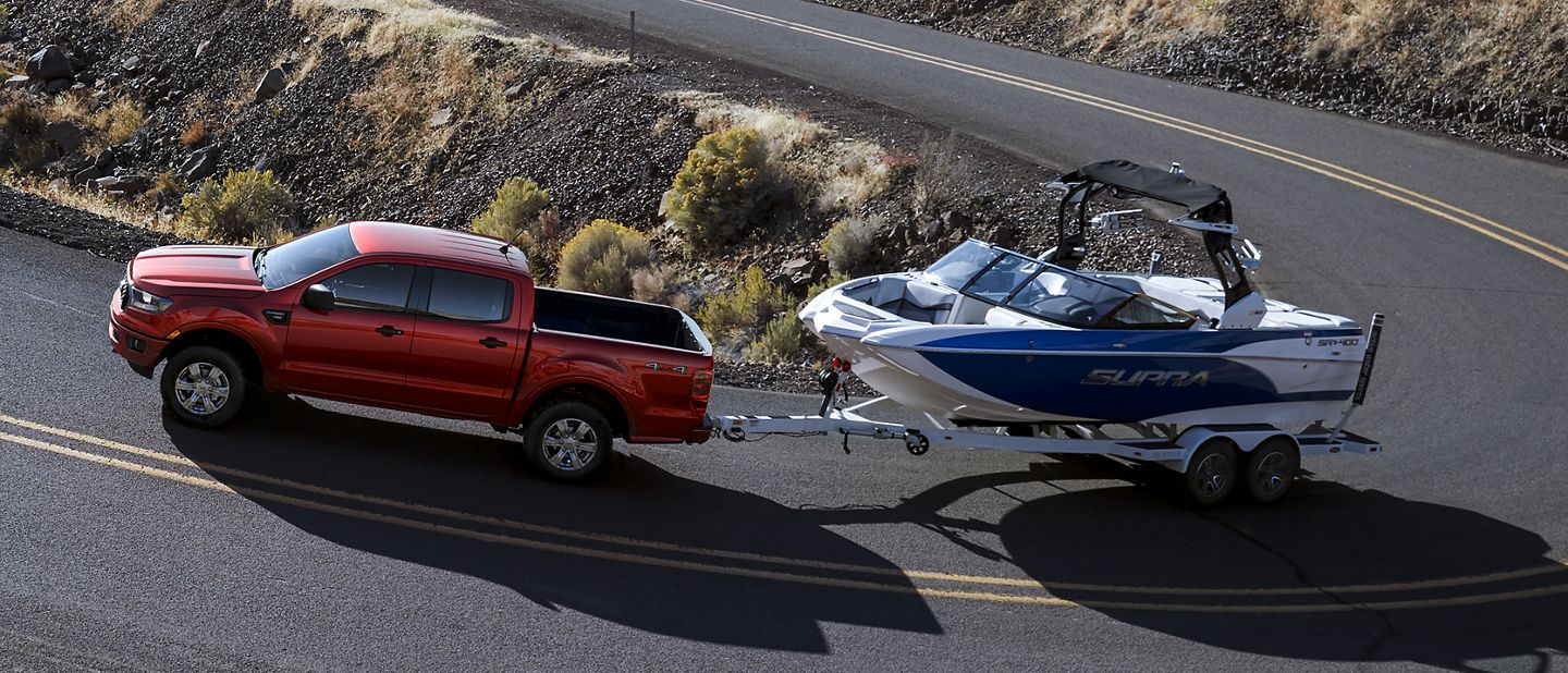 New 2019 Ford Best-in-class Gas Payload And Towing