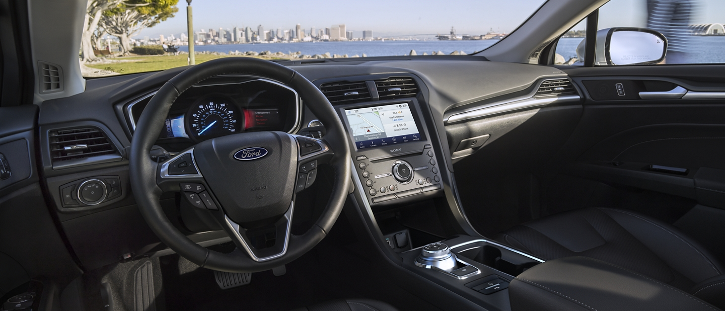 New 2020 Ford Fusion Designed just for you.