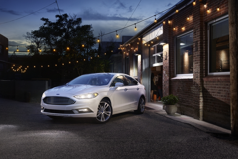 New 2020 Ford Fusion Looks that'll make you do a double take.