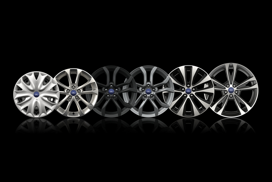 New 2020 Ford Fusion Available wheels.