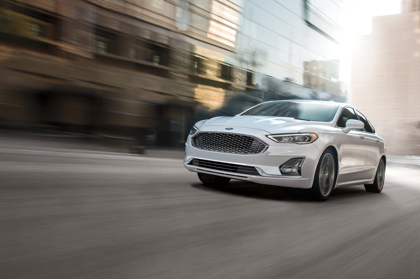 New 2020 Ford Fusion Performance