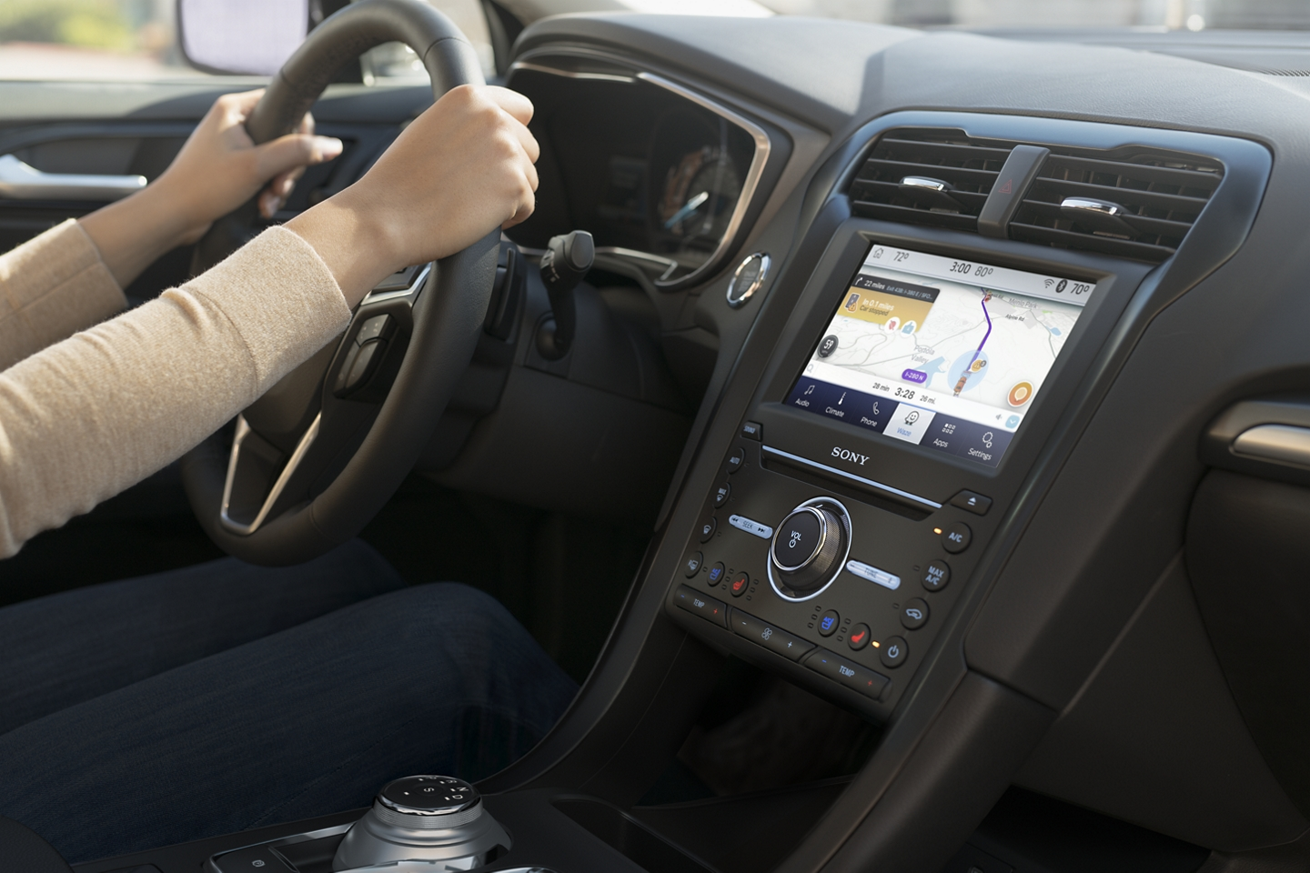 New 2020 Ford Fusion Technology