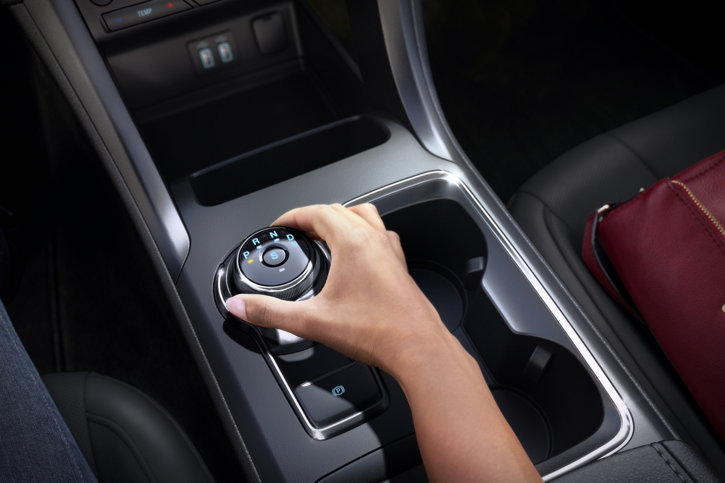 New 2020 Ford Fusion Cupholders
