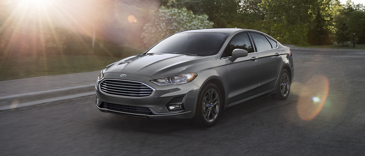 New 2020 Ford Fusion Designed for the way you drive.