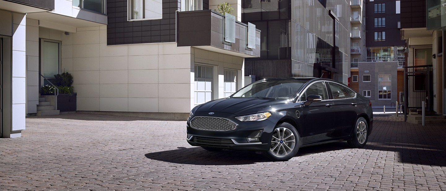 New 2020 Ford Fusion Conserve your energy.