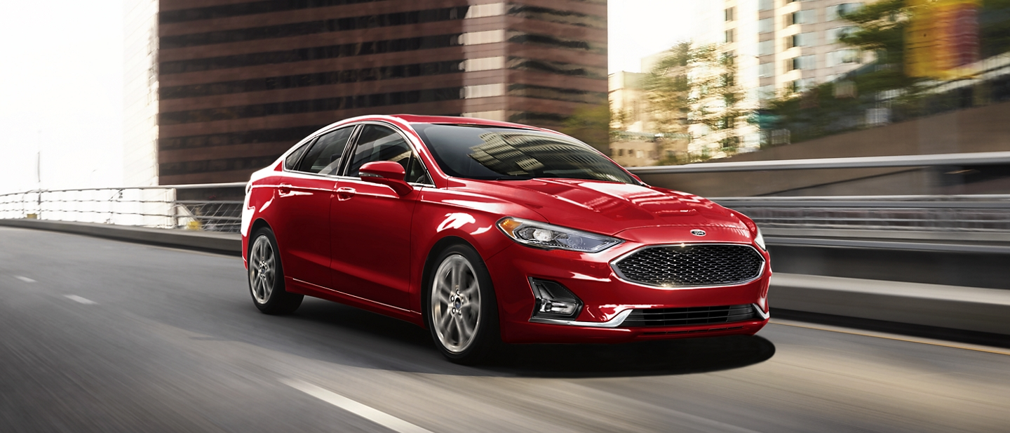 New 2020 Ford Fusion Performs as great as it looks.