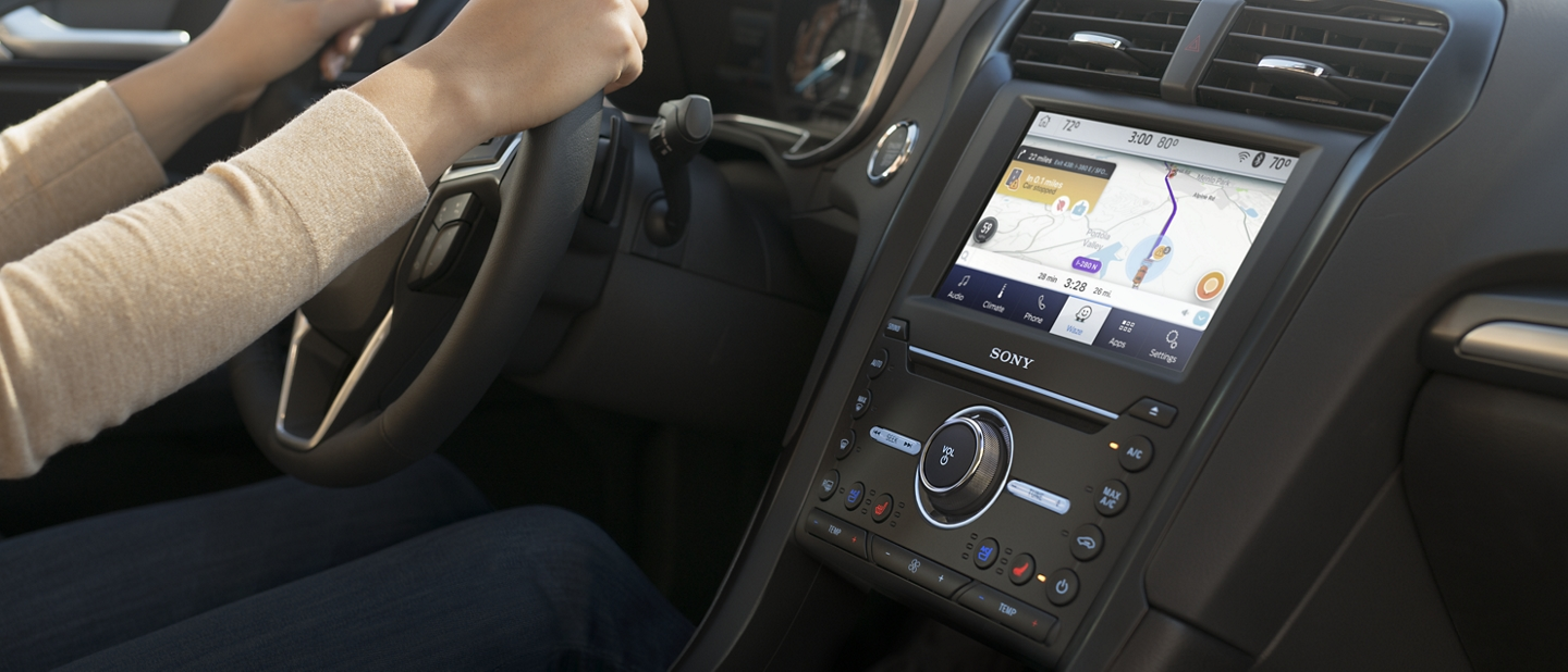 New 2020 Ford Fusion Ford and Waze