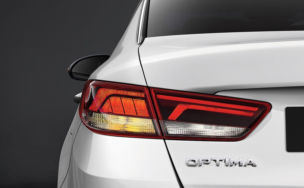New 2019 Kia Optima Backlight