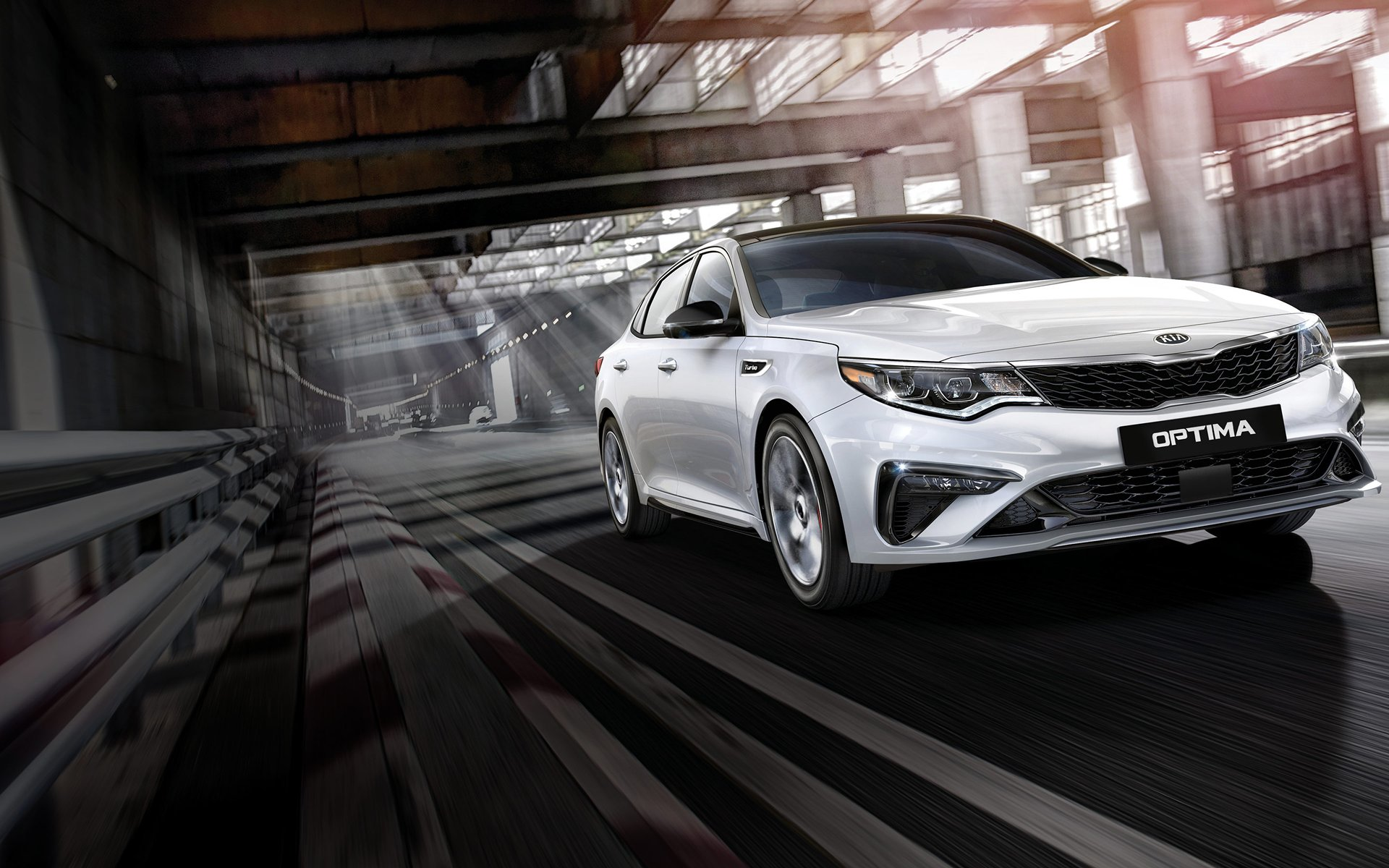 New 2019 Kia Optima SX 2.0T
