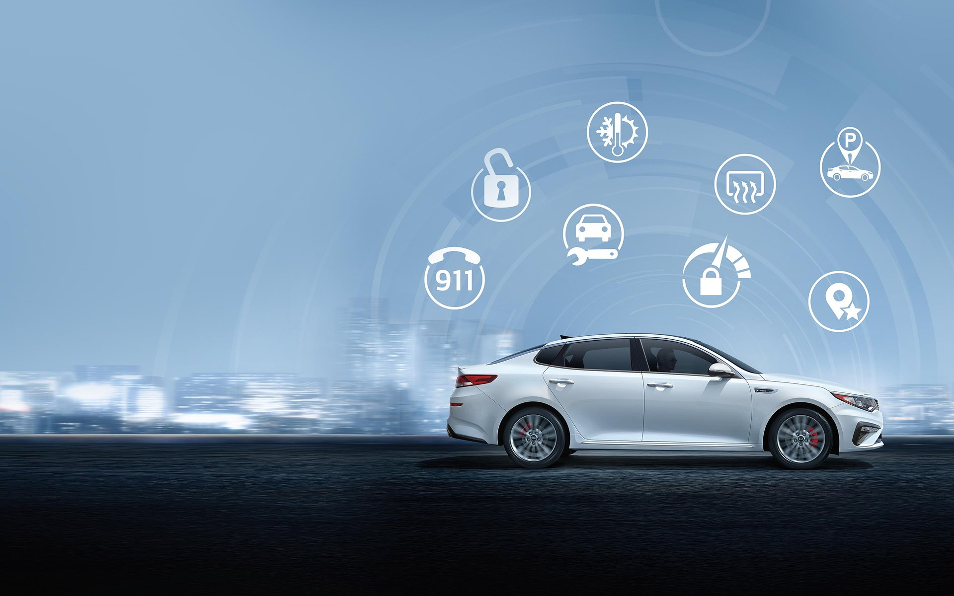 New 2019 Kia Optima Innovation Starts Here.