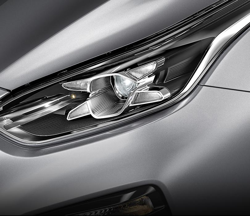 New 2020 Kia Forte Front LED Lighting