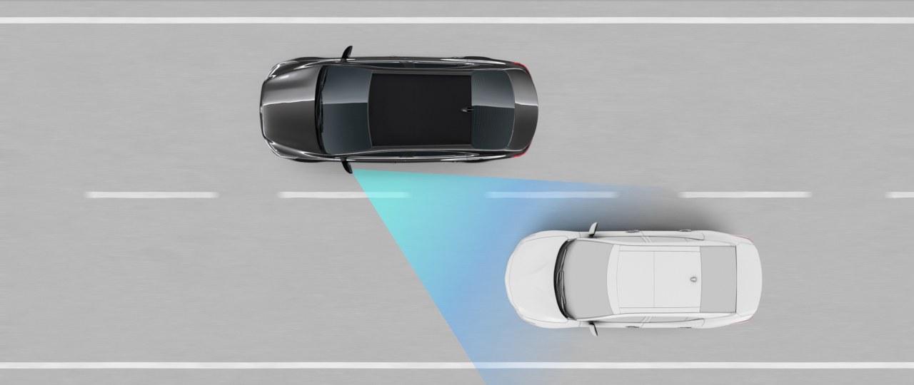 New 2020 Kia Forte Blind-Spot Collision Warning (BCW)