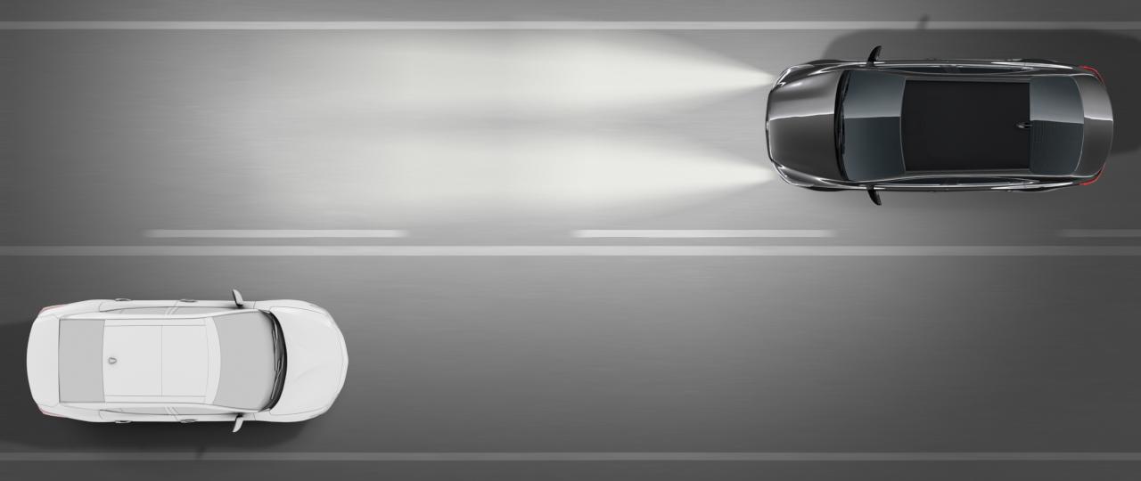 New 2020 Kia Forte High Beam Assist (HBA)