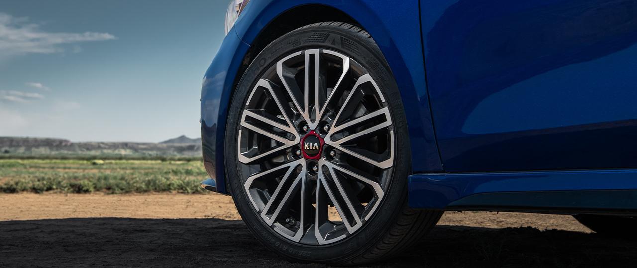 "New 2020 Kia Forte 18"" Wheels"