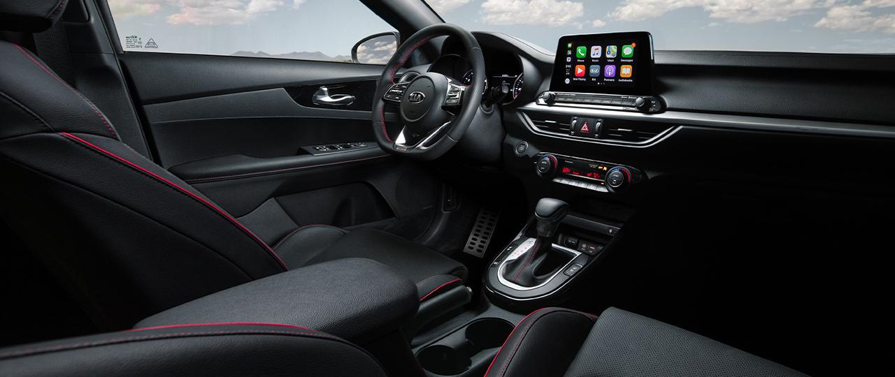 New 2020 Kia Forte Interior Details