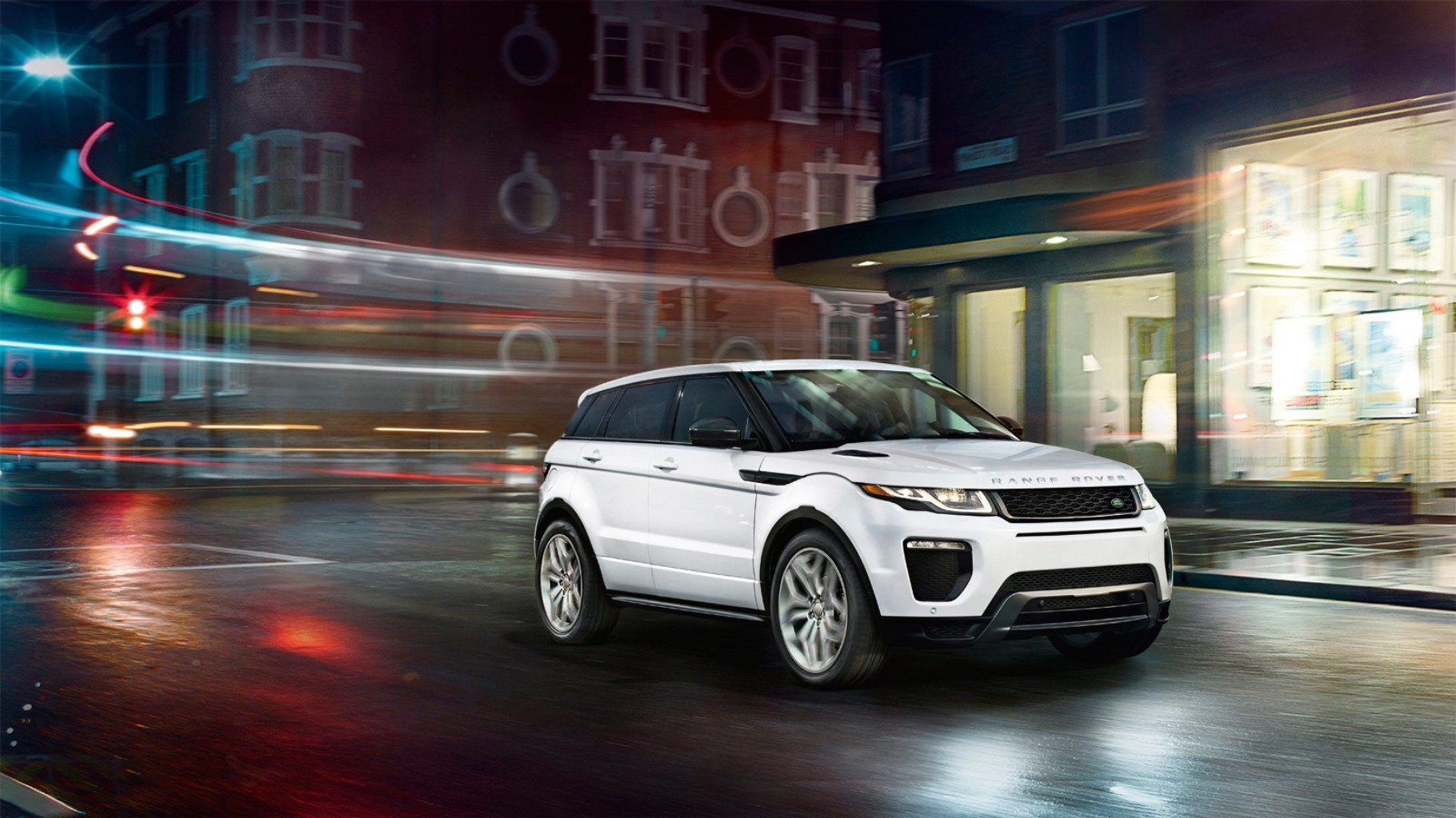 New 2019 Land Rover Range Rover Evoque model in Pasadena