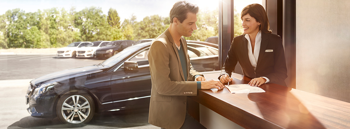 Schedule your service with Lyle Pearson Mercedes's Mercedes-Benz Service Department in Boise