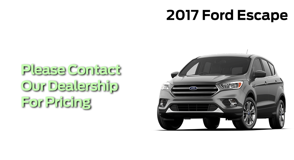 Check out these new car finance specials on the all new Ford Escape. Contact our dealership in Steamboat Springs for more details!