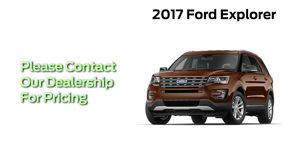 Check out these new car finance specials on the all new Ford Explorer. Contact our dealership in Steamboat Springs for more details!