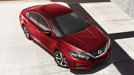 2018 Nissan Altima For Sale In Redwood City®