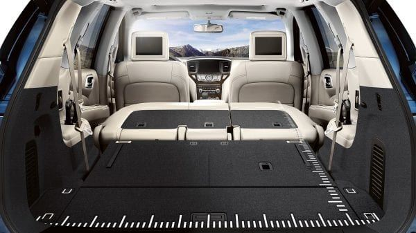New 2019 Nissan Pathfinder Fold Flat Floor