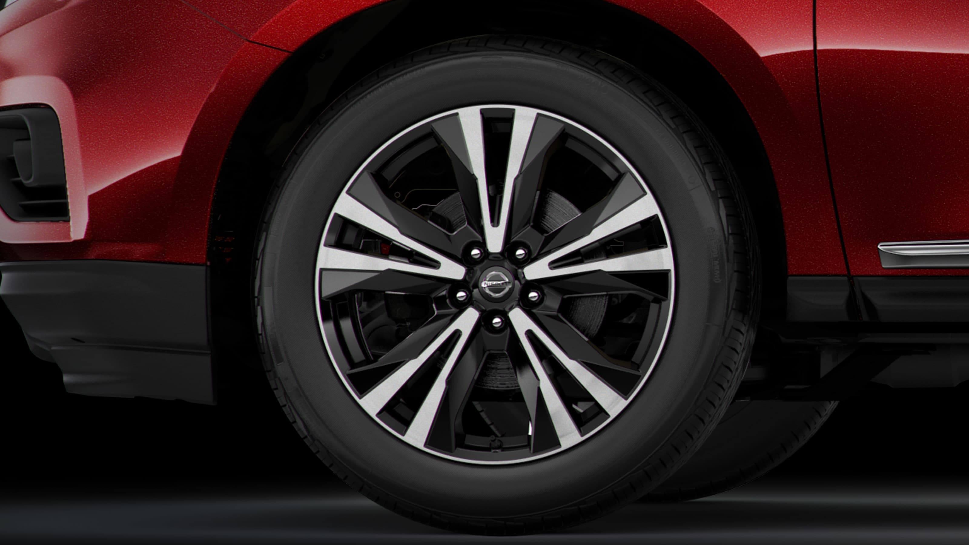 New 2019 Nissan Pathfinder Exterior