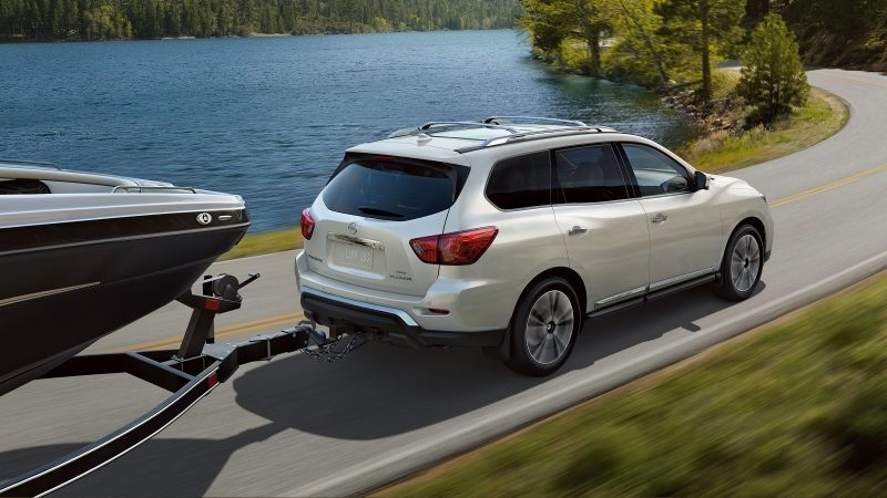 New 2019 Nissan Pathfinder Bring a Bigger Boat Just Because You Can