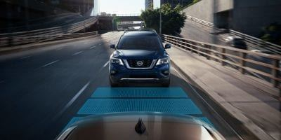 New 2019 Nissan Pathfinder Intelligent Cruise Control