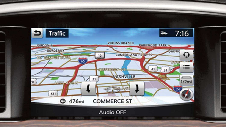 New 2019 Nissan Pathfinder Nissan Navigation System
