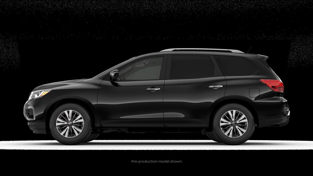 2019 Nissan Pathfinder S 4WD